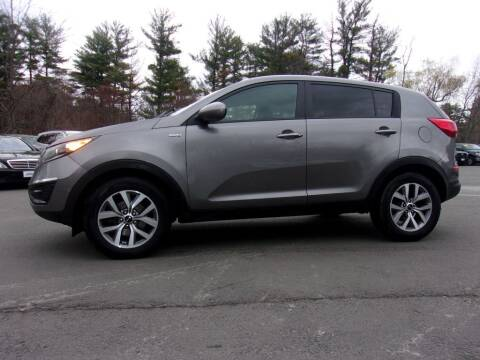 2015 Kia Sportage for sale at Mark's Discount Truck & Auto Sales in Londonderry NH