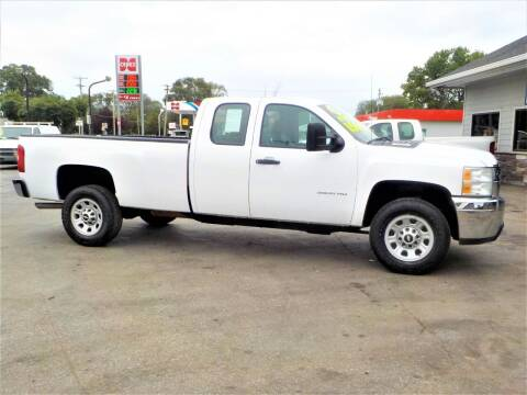 2013 Chevrolet Silverado 3500HD for sale at Steffes Motors in Council Bluffs IA