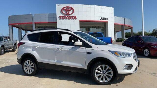 2019 Ford Escape for sale in Laredo, TX