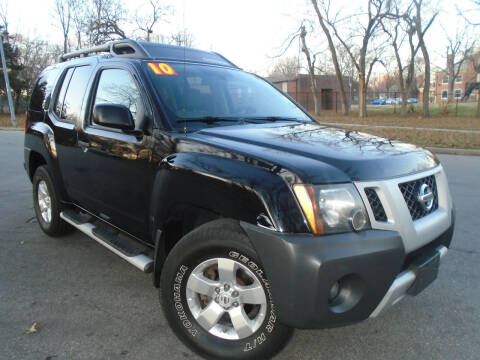 2010 Nissan Xterra for sale at Sunshine Auto Sales in Kansas City MO