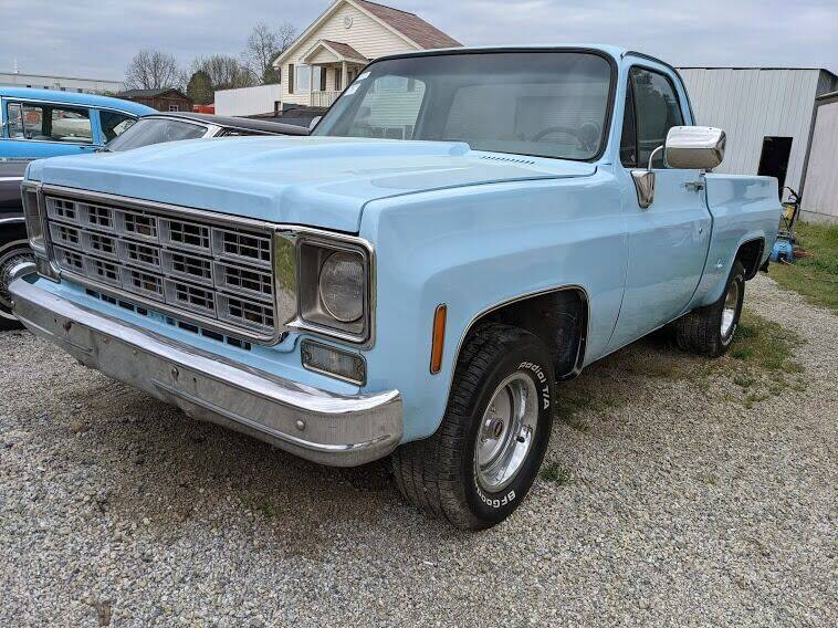 1978 Chevrolet C/K 10 Series for sale at Classic Cars of South Carolina in Gray Court SC