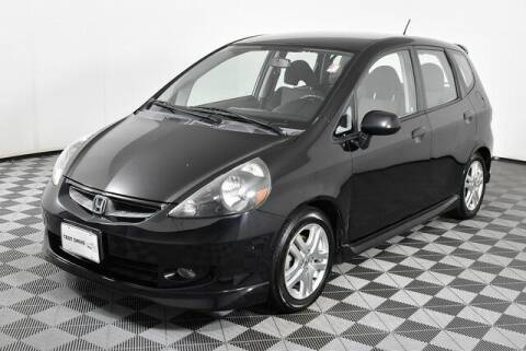2007 Honda Fit for sale at Southern Auto Solutions-Jim Ellis Volkswagen Atlan in Marietta GA