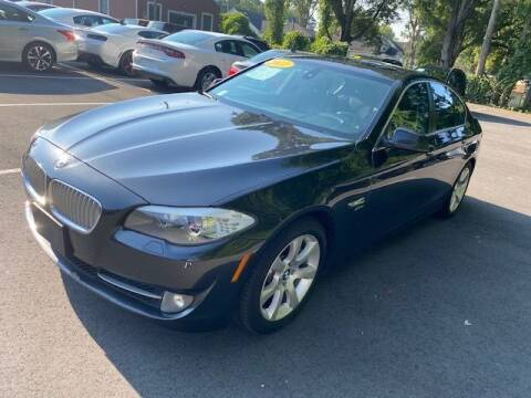 2011 BMW 5 Series for sale at Adams Auto Group Inc. in Charlotte NC