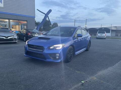 2015 Subaru WRX for sale at Car Nation in Aberdeen MD
