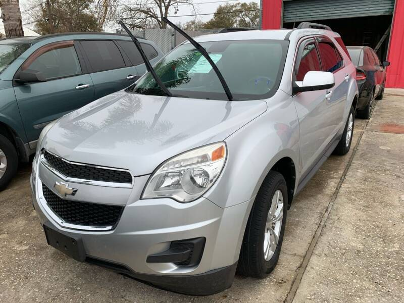 2012 Chevrolet Equinox for sale at PICAZO AUTO SALES in South Houston TX
