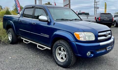 2005 Toyota Tundra for sale at Mayer Motors of Pennsburg in Pennsburg PA