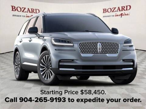 2021 Lincoln Aviator for sale at BOZARD FORD in Saint Augustine FL