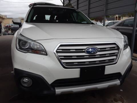 2016 Subaru Outback for sale at Auto Haus Imports in Grand Prairie TX