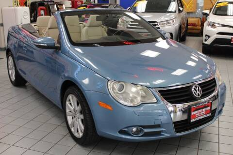 2009 Volkswagen Eos for sale at Windy City Motors in Chicago IL