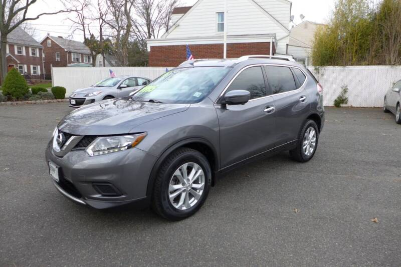 2016 Nissan Rogue for sale at FBN Auto Sales & Service in Highland Park NJ