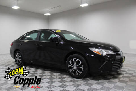 2016 Toyota Camry for sale at Copple Chevrolet GMC Inc in Louisville NE