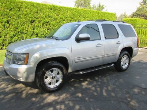 2013 Chevrolet Tahoe for sale at Top Notch Motors in Yakima WA