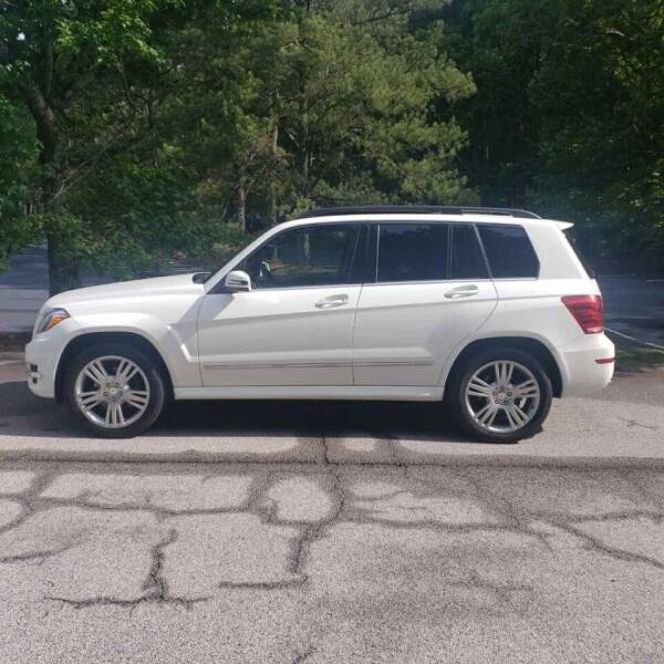 2015 Mercedes-Benz GLK for sale at MATRIXX AUTO GROUP in Union City GA