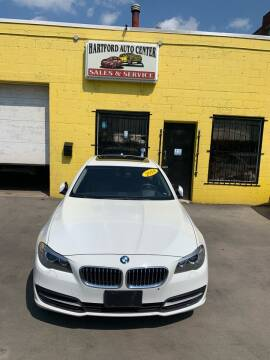 2014 BMW 5 Series for sale at Hartford Auto Center in Hartford CT