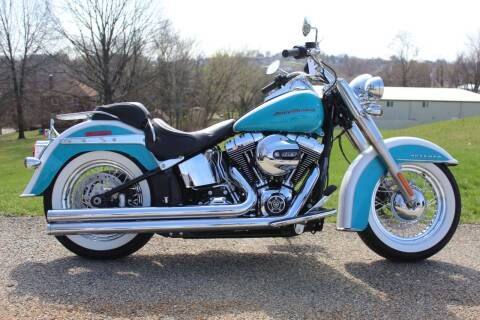 2017 Harley-Davidson SOFTAIL DELUXE for sale at Harrison Auto Sales in Irwin PA