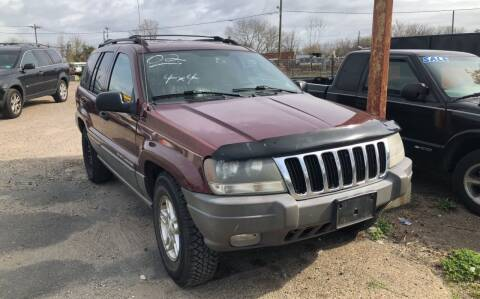 2003 Jeep Grand Cherokee for sale at Wilson Investments LLC in Ewing NJ