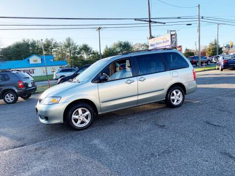 2003 Mazda MPV for sale at New Wave Auto of Vineland in Vineland NJ