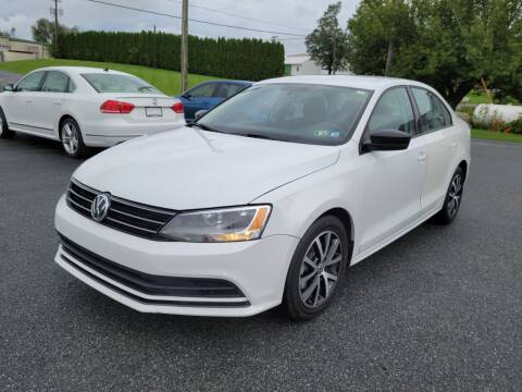 2015 Volkswagen Jetta for sale at John Huber Automotive LLC in New Holland PA