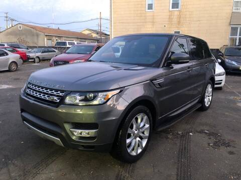 2014 Land Rover Range Rover Sport for sale at MFT Auction in Lodi NJ