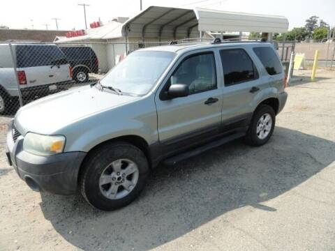 2005 Ford Escape for sale at Gridley Auto Wholesale in Gridley CA