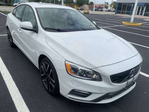 2017 Volvo S60 for sale at Eden Cars Inc in Hollywood FL