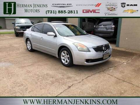 2009 Nissan Altima for sale at Herman Jenkins Used Cars in Union City TN