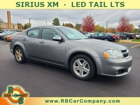 2013 Dodge Avenger for sale at R & B Car Company in South Bend IN