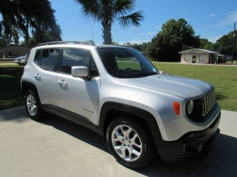 2016 Jeep Renegade for sale at D & R Auto Brokers in Ridgeland SC