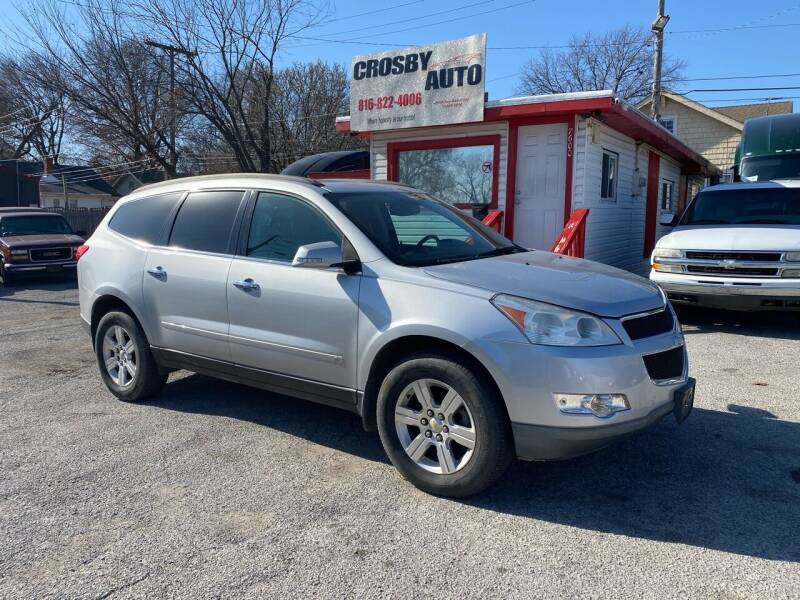 2010 Chevrolet Traverse for sale at Crosby Auto LLC in Kansas City MO