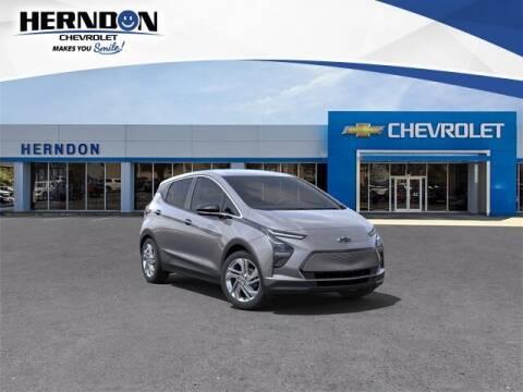 2022 Chevrolet Bolt EV for sale at Herndon Chevrolet in Lexington SC