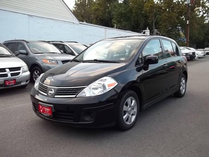 2007 Nissan Versa for sale at 1st Choice Auto Sales in Fairfax VA