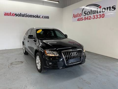 2012 Audi Q5 for sale at Auto Solutions in Warr Acres OK