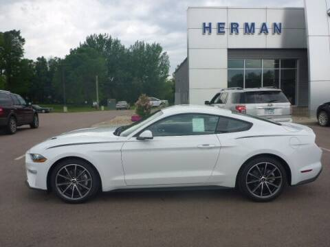 2019 Ford Mustang for sale at Herman Motors in Luverne MN