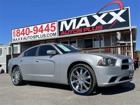 2011 Dodge Charger for sale at Maxx Autos Plus in Puyallup WA