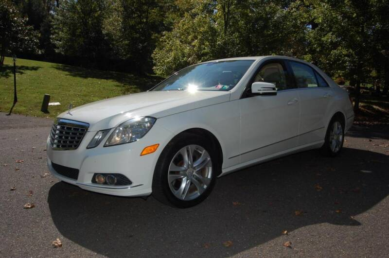 2010 Mercedes-Benz E-Class for sale at New Hope Auto Sales in New Hope PA
