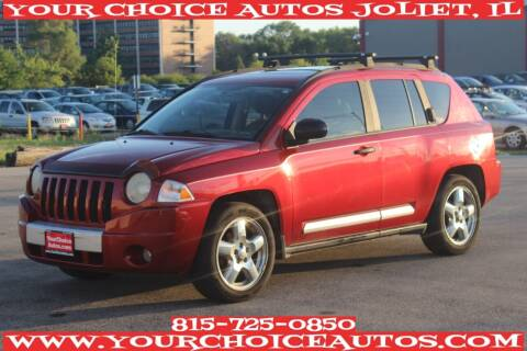 2007 Jeep Compass for sale at Your Choice Autos - Joliet in Joliet IL