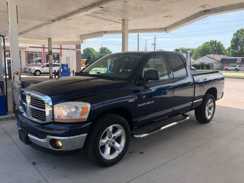 2006 Dodge Ram Pickup 1500 for sale at JE Auto Sales LLC in Indianapolis IN