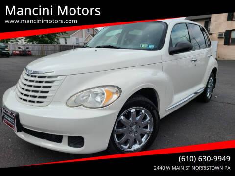 2008 Chrysler PT Cruiser for sale at Mancini Motors in Norristown PA