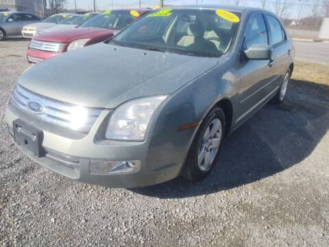 2008 Ford Fusion for sale at Mr E's Auto Sales in Lima OH