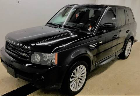 2013 Land Rover Range Rover Sport for sale at A & K Auto Sales in Mauldin SC