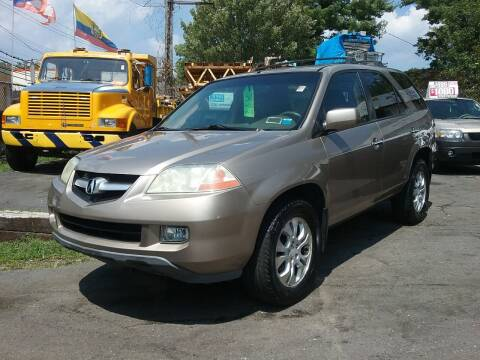 2003 Acura MDX for sale at Drive Deleon in Yonkers NY