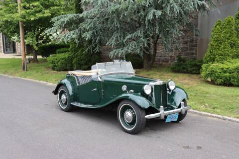 1950 MG TD for sale at Gullwing Motor Cars Inc in Astoria NY