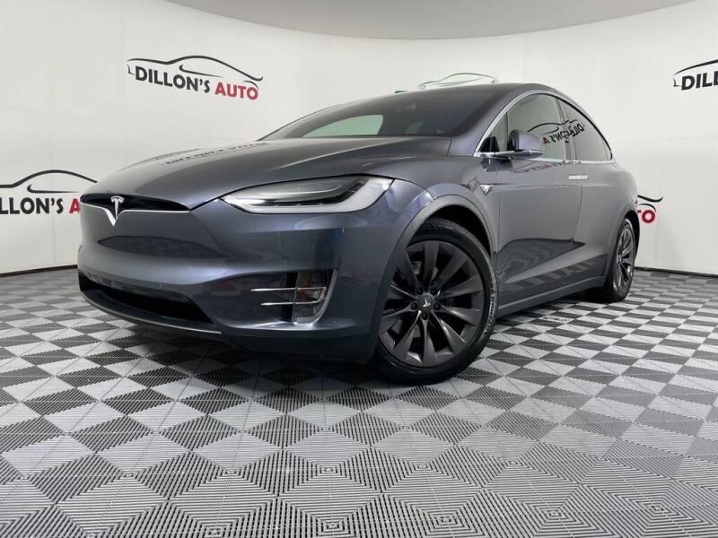 2018 Tesla Model X for sale in Lincoln, NE