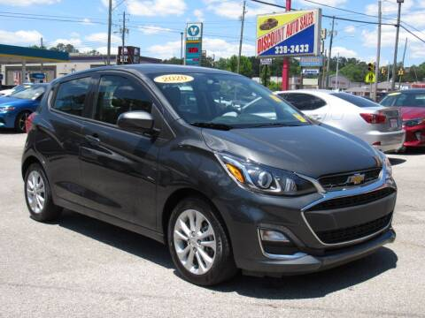 2020 Chevrolet Spark for sale at Discount Auto Sales in Pell City AL