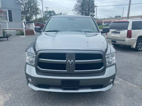 2013 RAM Ram Pickup 1500 for sale at Fuentes Brothers Auto Sales in Jessup MD