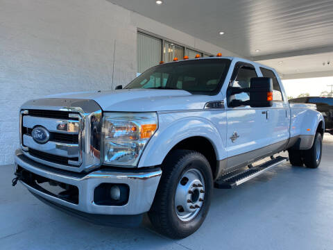 2011 Ford F-350 Super Duty for sale at Powerhouse Automotive in Tampa FL