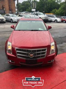 2011 Cadillac CTS for sale at LAKE CITY AUTO SALES - Jonesboro in Morrow GA