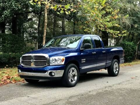 2008 Dodge Ram Pickup 1500 for sale at Texas Auto Corporation in Houston TX