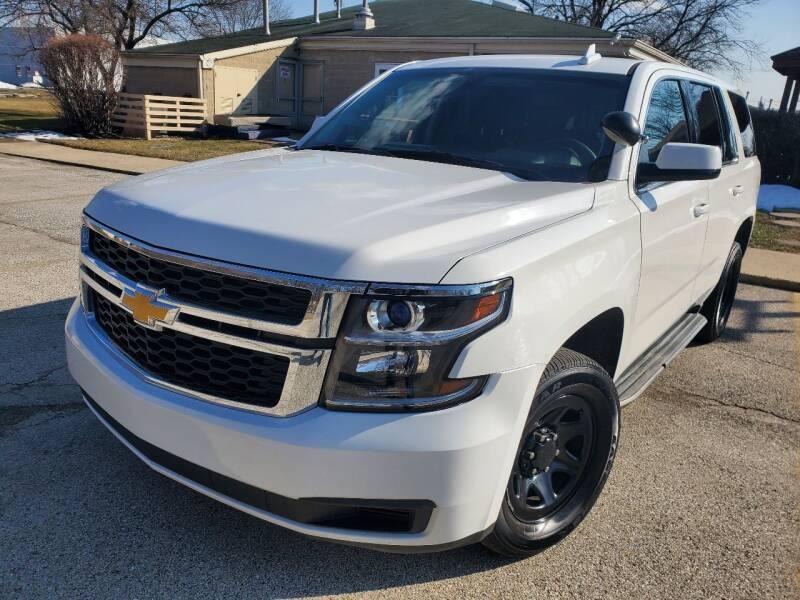 2015 Chevrolet Tahoe for sale at Future Motors in Addison IL