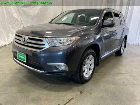 2013 Toyota Highlander for sale at Green Light Auto Sales LLC in Bethany CT